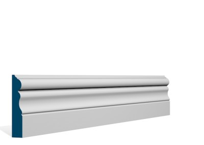 19 x 94mm Pre-Primed / Pre-Painted Wood Killeshin Architrave or Skirting (5×2.25m)