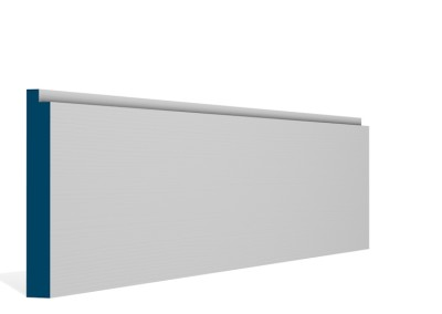 19 x 144mm Pre-Primed / Pre-Painted Wood Single Step Skirting (5×2.4m)