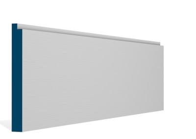 19 x 169mm Pre-Primed / Pre-Painted Wood Single Step Skirting (5×2.4m)