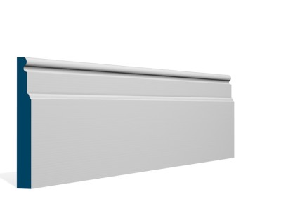 19 x 144mm Pre-Primed / Pre-Painted Wood Swellan Skirting (5×2.4m)